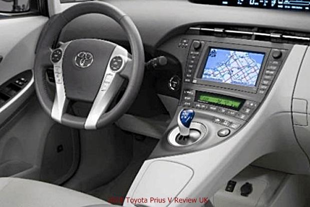 2018 Toyota Prius V Review Uk Auto Toyota Review