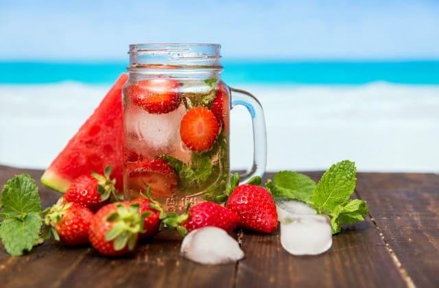 Makanan bergizi untuk tubuh yang sehat wajib diutamakan