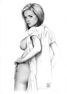 arte erotico dibujos thomas rumberg