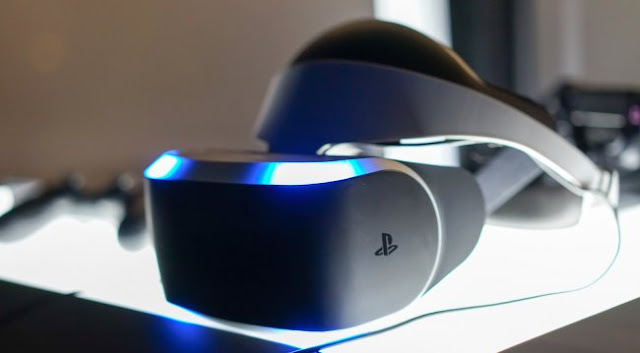 Mira como hay que conectar las gafas de realidad virtual de PlayStation