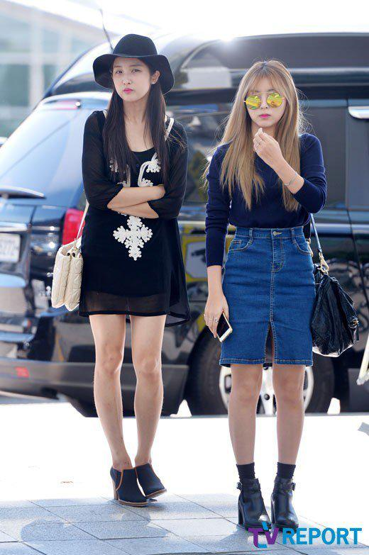 Fashion 4Minutes Airport Fashion Daily K Pop News