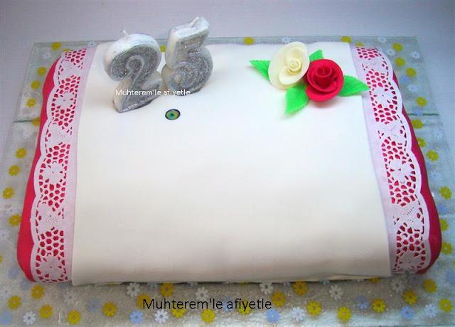 evlilik pastası