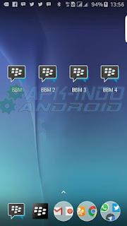 Dual BBM1 BBM2 BBM3 BBM4 Mod Apk
