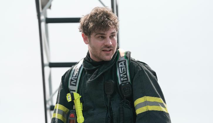 Station 19 - Episode 1.03 - Contain the Flame - Promo, Promotional Photos + Press Release