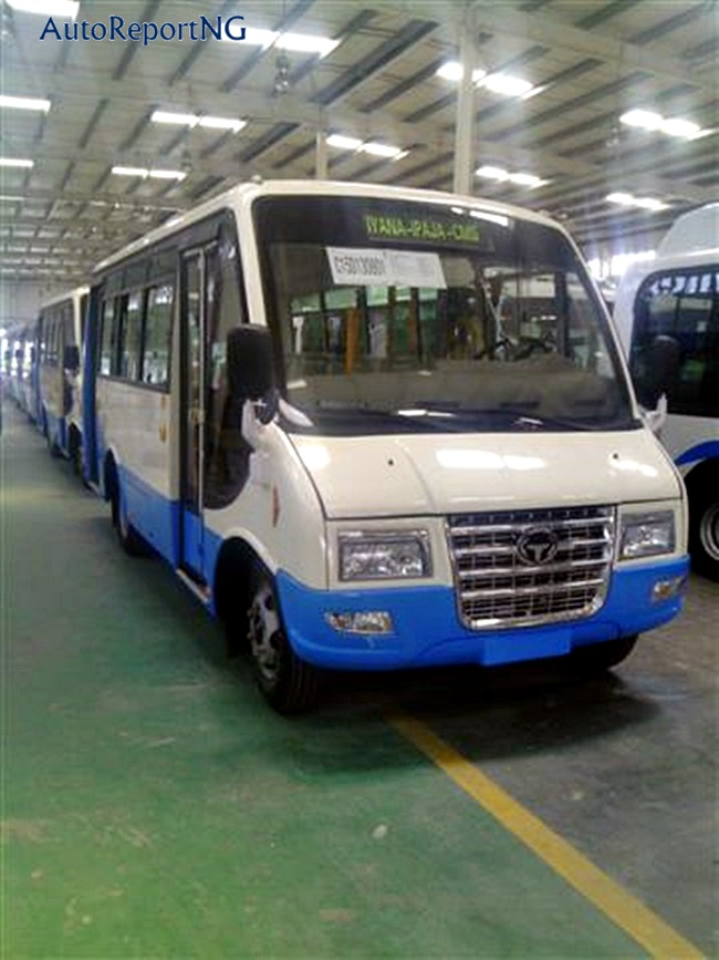 End of Danfo as LASG is set to roll out 300 new BRT buses Oct. 1st
