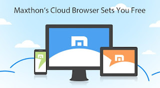 Maxthon Cloud Browser Free Download for Windows