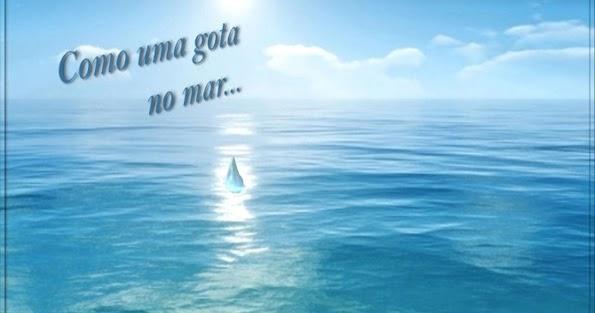 Uma Gota No Oceano Madre Teresa: Bate-papo Com Estilo: Por Vezes Sentimos Que Aquilo Que