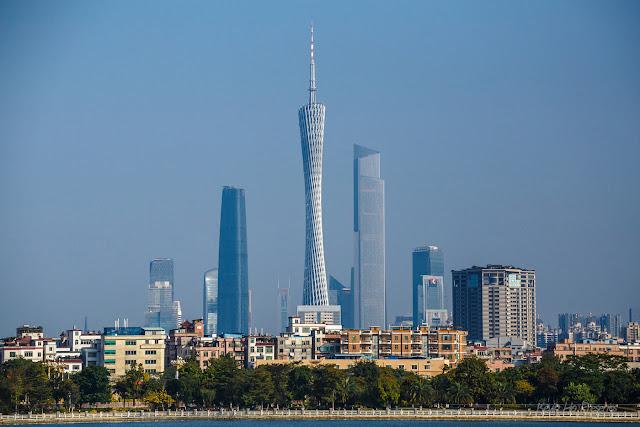 Guangzhou CTF Financial Centre