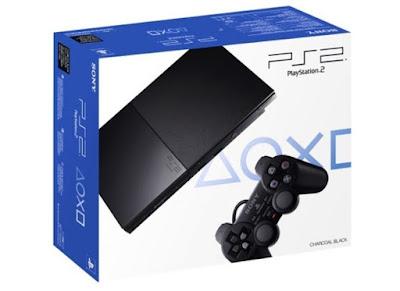Videogame Sony Playstation 2 Slim