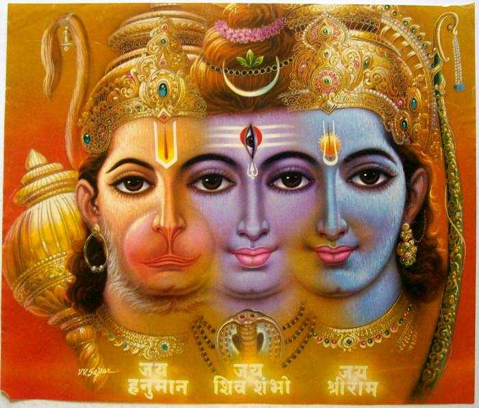 Image result for lord hanuman as shiva wallpapers