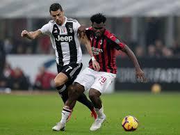 Prediksi Skor Juventus Vs AC Milan 17 Januari 2019