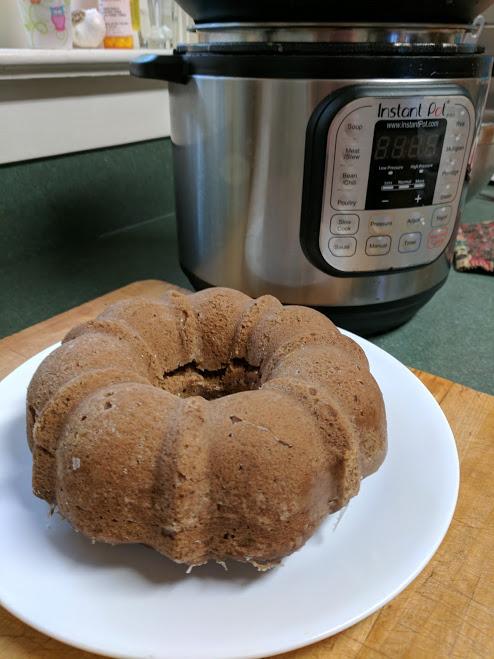 Instant Pot Banana Bread Amp Iced Tea