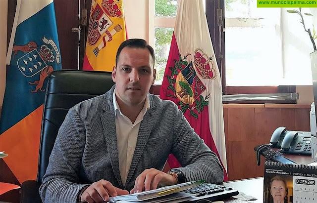 Jonathan Felipe recuerda al Cabildo que 'no demore' con la firma de convenios e ingreso de las partidas destinadas a los centros sociales municipales