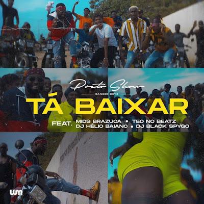 Preto Show Feat. Mr. Brazuca, Teo No Beat, Dj Hélio Baiano & Dj Black Spygo - Tá Baixar (Afro House) Download Mp3