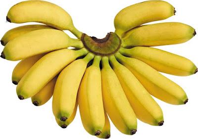 kandungan gizi dan nutrisi pisang