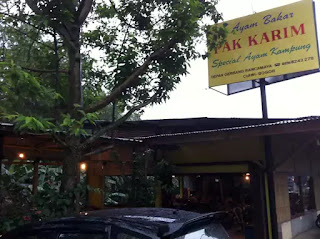Wisata Kuliner dekat R Hotel rancamaya