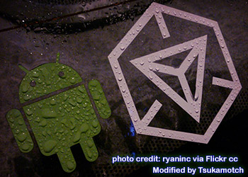 Android and Ingress car decals