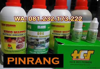 Jual SOC HCS, KINGMASTER, BIOPOWER Siap Kirim Pinrang