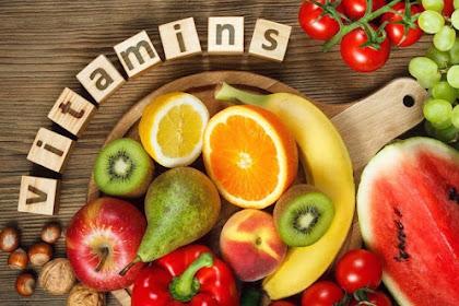 Pengertian Vitamin : Sejarah Penemuan, Jenis, Manfaat, Sumber, dan Bahaya