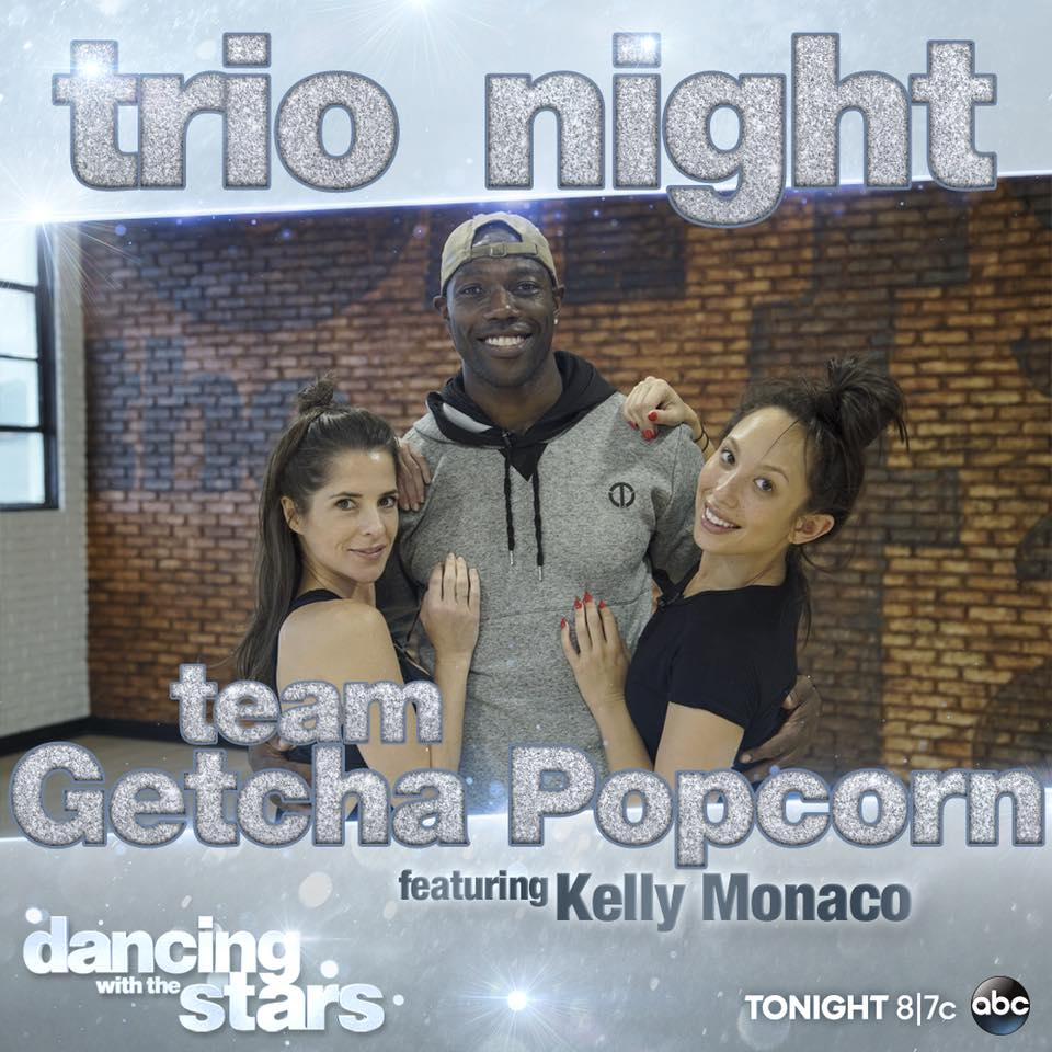 MONDAY: GHs Kelly Monaco Returns To The Dance Floor On