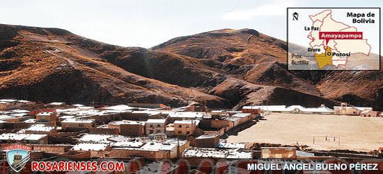 LionGold pagó $us 7 millones para explotar Amayapampa | Rosarienses, Villa del Rosario