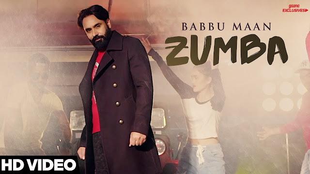 Zumba (Ik C Pagal) Lyrics - Babbu Maan