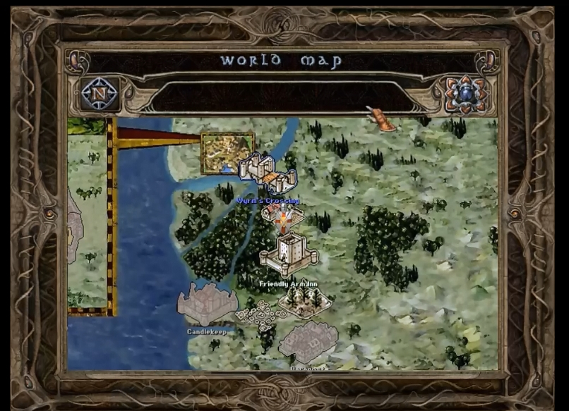 Pacifist Gaming Baldur S Gate Pacifist Run Riverside