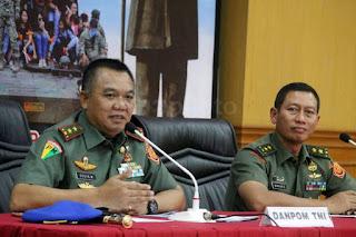 TNI Dukung Penuh KPK Guna Selesaikan Kasus Suap di Bakamla - Commando