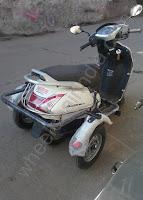 Side wheel attachment distributor