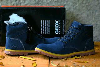 10 Model Sepatu Geox Original Branded Terbaru