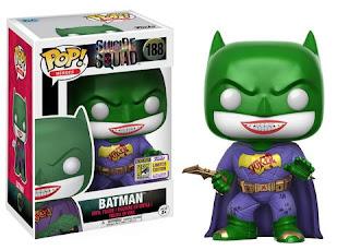Pop! Movies: Suicide Squad – Joker Batman.