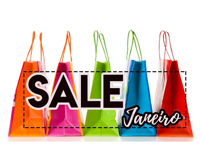 Sale de Janeiro: 5 itens imperdíveis nas suas compras