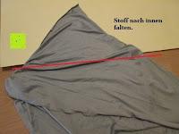 Stoff falten: FeelinGirl Damen Sommerkleid Sexy Tops Tief V Ausschnitt