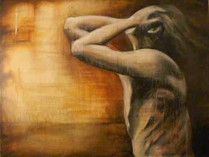Испанский художник. Jose Angel Leston