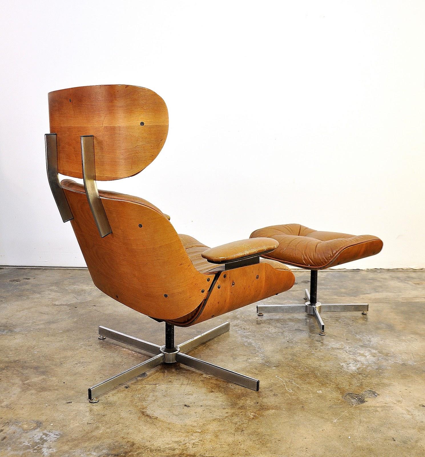 Select Modern Frank Doerner For Selig Eames Style