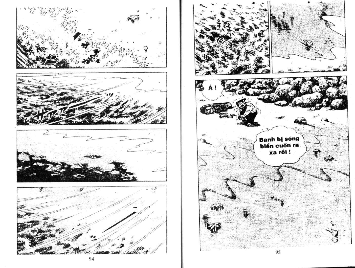 Ashita Tenki ni Naare chapter 16 trang 46