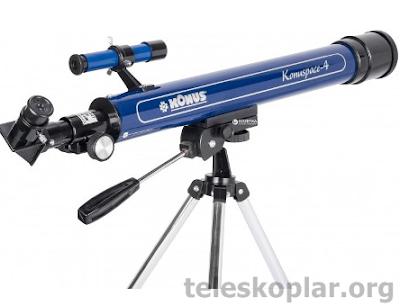 Konus 1729 teleskop incelemesi