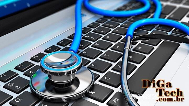 Ferramenta diagnóstico notebook