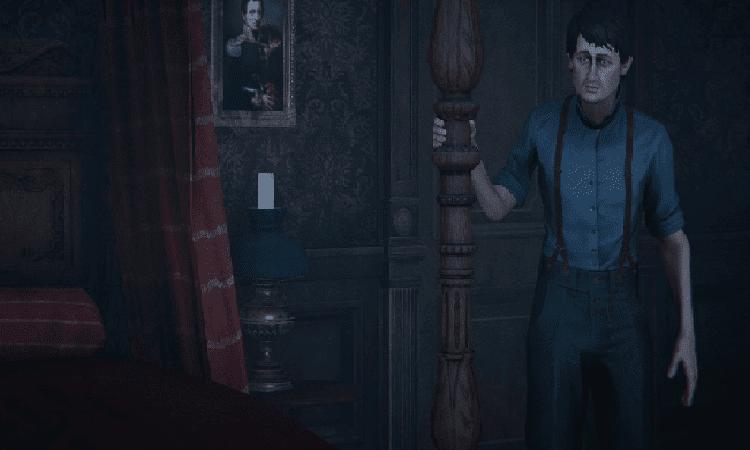 تحميل لعبة الرعب Black Mirror IV مضغوطة
