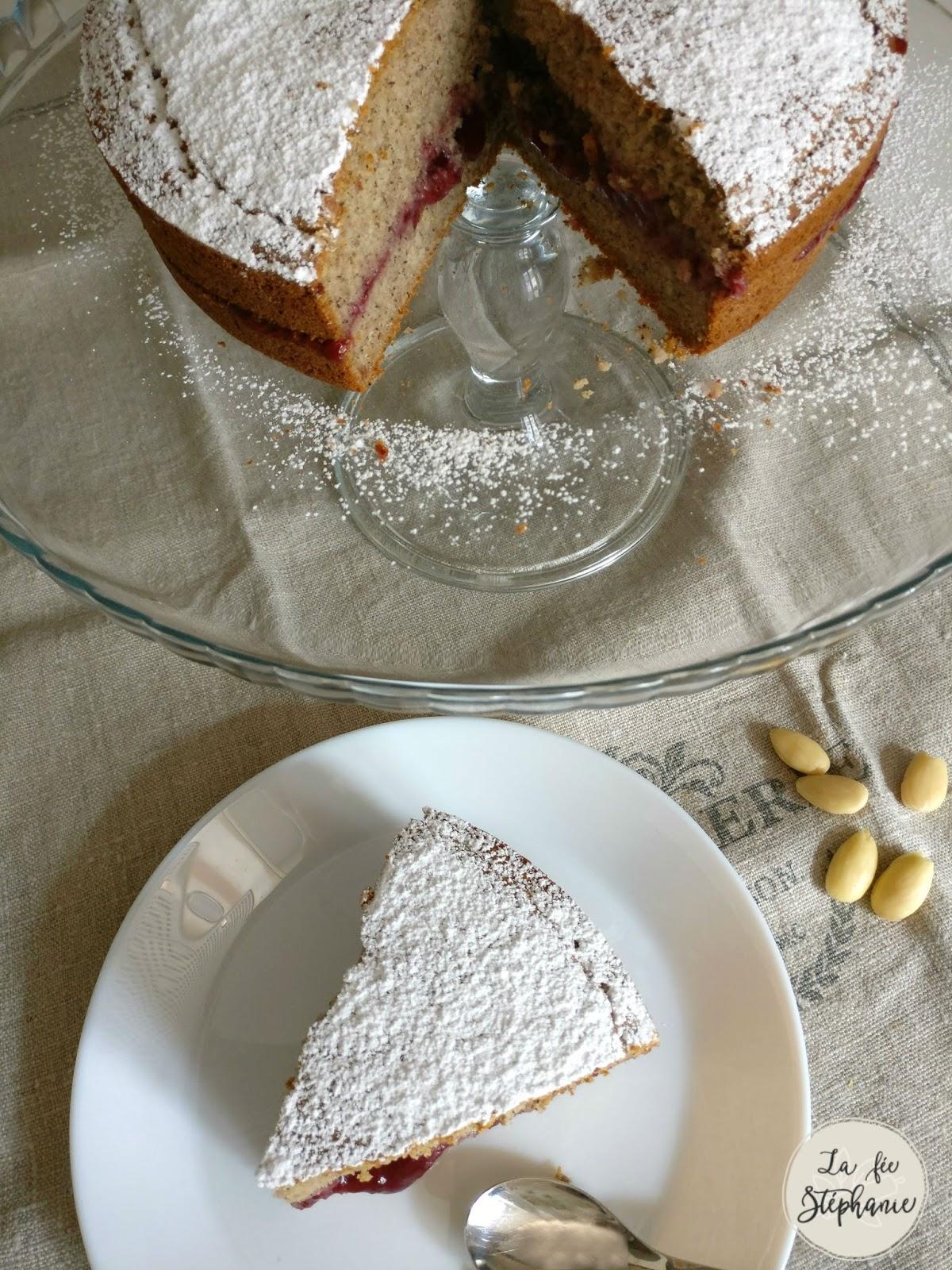 G teau gourmand la farine de sarrasin recette vegan et sans gluten la f e st phanie - Gateau pour le petit dejeuner ...
