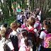 Horto Botânico Edith Gaertner  recebe visita de grupo