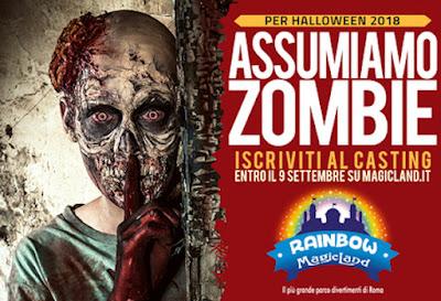 Rainbow MagicLand, cercasi zombie per il parco divertimenti