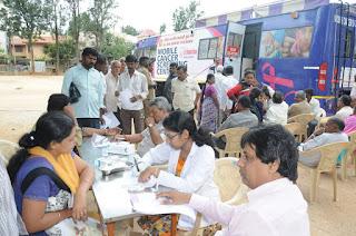 Marwari Yuva Manch Organizes Cancer Detection Camp in R.T Nagar