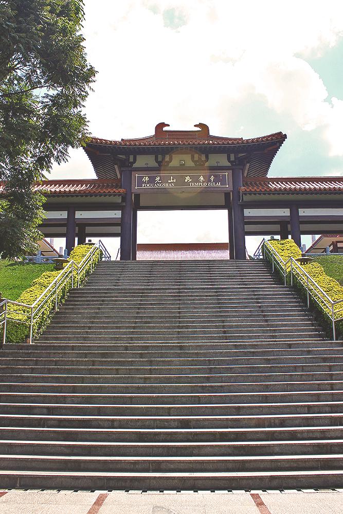 templo budista cotia