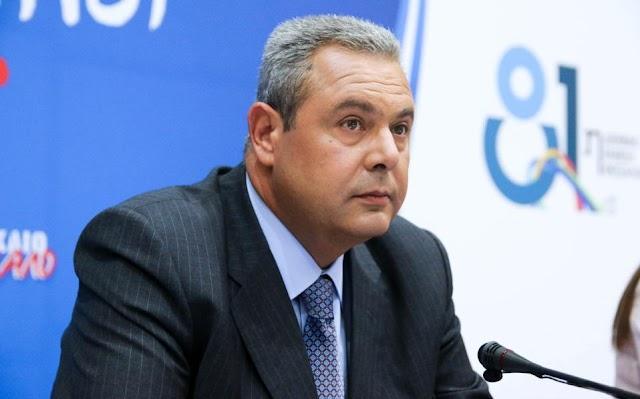 """Griechischer Verteidigungsminister: Keine Verwendung von """"Mazedonien"""" im Namen des Nachbarlandes"""