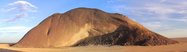 sexta maior rocha do mundo
