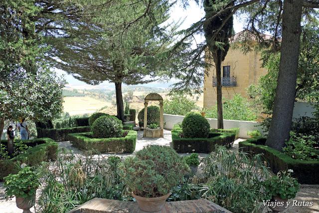 Jardines de la Casa del Rey Moro, Ronda