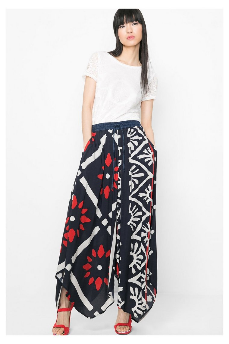 Moda Te Me Fascinarán ¡20 Que Pantalones Enamora Estilos Palazzo La 7UPdw8Rqx7
