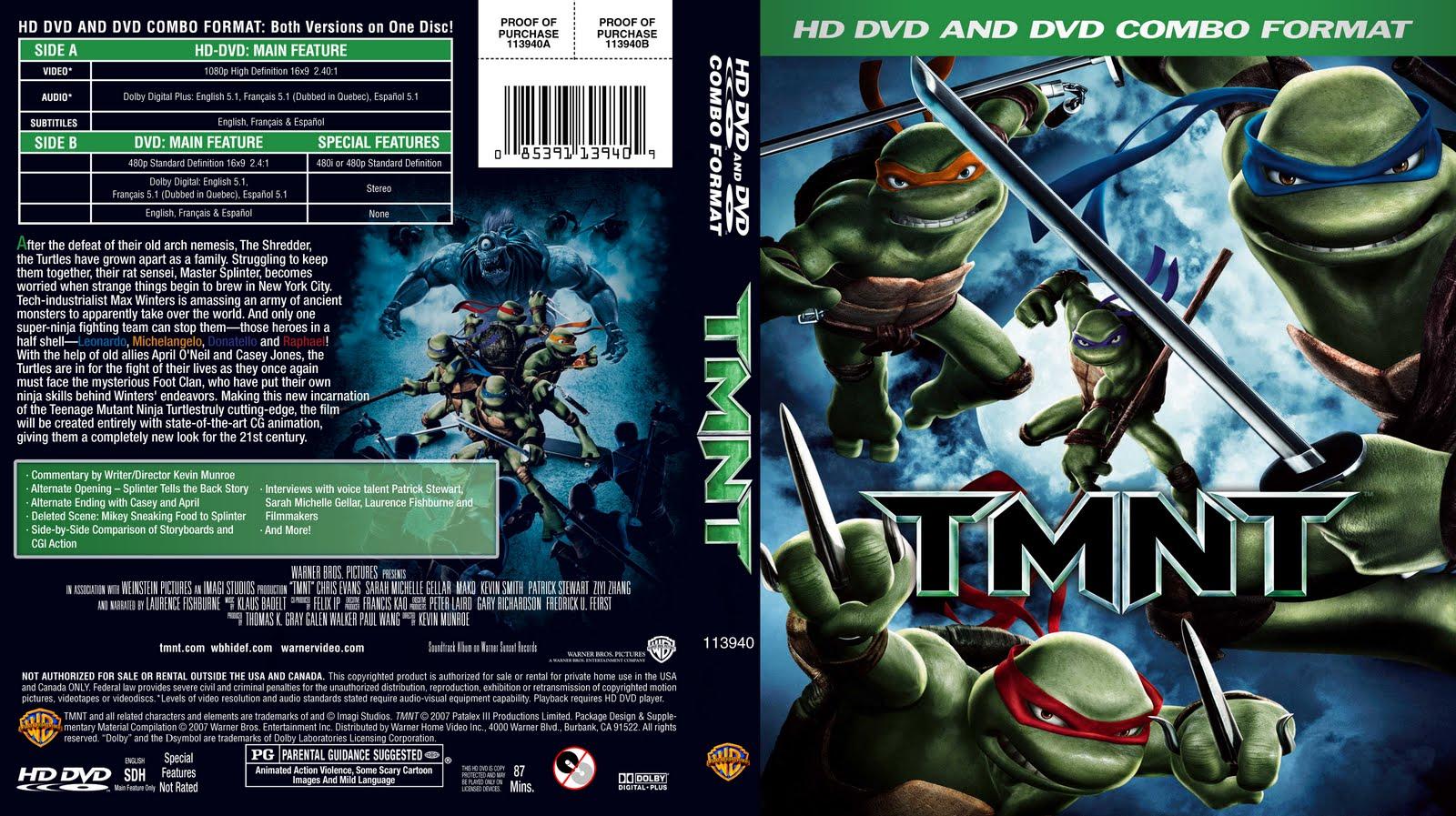 Cover Art And More!: Teenage Mutant Ninja Turtles