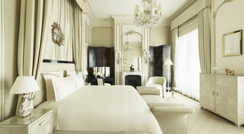 Coco Chanel suite at Ritz Paris